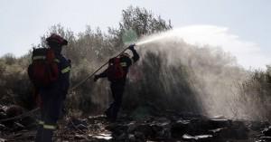Φωτιά στις Κορφές Μαλεβιζίου
