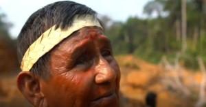 «Θα δώσω την τελευταία σταγόνα του αίματός μου για τον Αμαζόνιο»