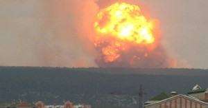 Πιθανόν να υπήρξε και δεύτερη έκρηξη στο δυστύχημα με τη δοκιμή πυραύλου στη Ρωσία