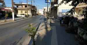 Τροχαίο με μικρό ποδηλάτη στο Ρέθυμνο (φωτο)