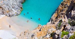 Η «καταραμένη» παραλία της Κρήτης