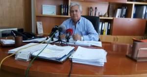 Ανακοίνωσε την αποχώρηση του από τον Δήμο ο Κώστας Μαμουλάκης