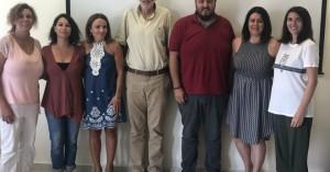 Συνάντηση της ΠΑΕ Χανιά με ιδρύματα