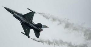 Βελγικό F-16 συνετρίβη στη Γαλλία - Ο πιλότος «πιάστηκε» σε καλώδια υψηλής τάσης