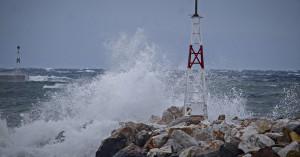 Ανακοίνωση του Κεντρικού Λιμεναρχείου Ηρακλείου για ισχυρούς ανέμους