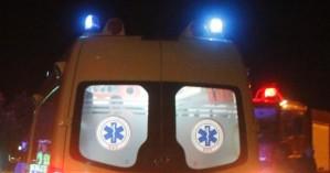 Αγοράκι στο Νοσοκομείο Χανίων μετά από πτώση από ύψος τριών μέτρων