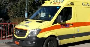 Τροχαίο ατύχημα με έναν τραυματία στα Χανιά
