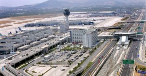 Σύλληψη 48χρονου για κλοπές στον Διεθνή Αερολιμένα Αθηνών