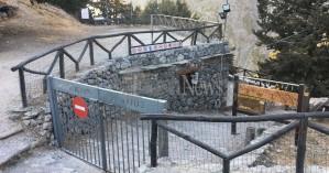 Κλειστός ο Εθνικός Δρυμός Σαμαριάς το Σαββατοκύριακο