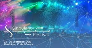 Πόλος έλξης το Διεθνές Φεστιβάλ Singularity Festival Week