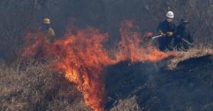 Μεγάλη πυρκαγιά στην Εύβοια -Επιχειρούν δεκάδες πυροσβέστες, ελικόπτερα και αεροσκάφη