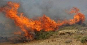 Ξεκινά από 1 Μαΐου η αντιπυρική περίοδος στην Κρήτη