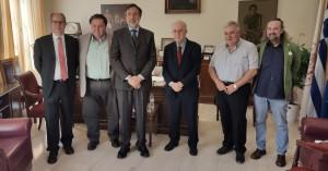 Οι γερμανικές αποζημιώσεις το θέμα συνάντησης Λαμπρινού με τον Στρατ/κο Εισαγγελέα Ιταλίας