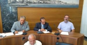 Ο Νίκος Αγριμάκης Πρόεδρος Δημοτικού Συμβουλίου Ρεθύμνου