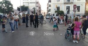 Άδειασαν δρόμοι των Χανίων από αυτοκίνητα σήμερα (φωτο - βίντεο)
