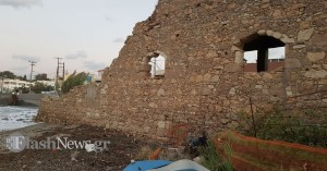 Επικίνδυνη διάβρωση στο Καλαμάκι
