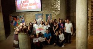 To KOIΠΟΔΙ Χερσονήσου έλαμψε σε έκθεση εικαστικών στην Κωνσταντινούπολη