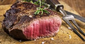 Το κόκκινο υγρό στο κρέας δεν είναι αίμα