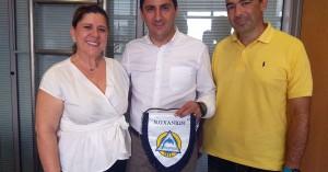 Συνάντηση ΝΟΧ με Λ. Αυγενάκη