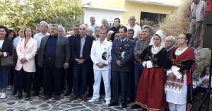 Εκδήλωση τιμής και μνήμης στην Σκάφη του Δήμου Καντάνου - Σελίνου