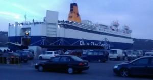 Κανονικά φεύγουν τα πλοία από Πειραιά και Ραφήνα -Ποια δρομολόγια δεν γίνονται