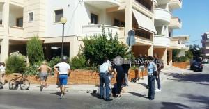 Τροχαίο με τραυματισμό σε διασταύρωση στην πόλη των Χανίων (φωτο)