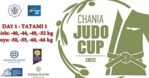 Ευχαριστίες της οργανωτικής επιτροπής του 1st Chania Cadets European Judo Cup 2019