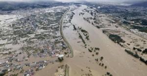 Ιαπωνία: Τουλάχιστον 35 άνθρωποι έχασαν τη ζωή τους εξαιτίας του τυφώνα Χαγκίμπις