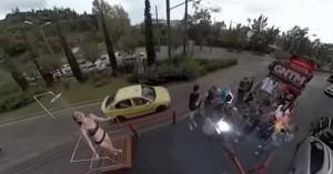 GNTM 2: Καταγγελία στο ΕΣΡ για τη δοκιμασία με τα εσώρουχα στο δρόμο