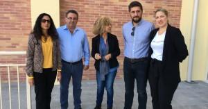 Ξεκίνησαν τα μαθήματα στο νέο κτίριο για το 1ο Δημοτικό Σχολείο Γαζίου