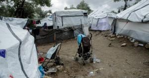 Τις 14.000 πλησιάζουν οι πρόσφυγες και μετανάστες στη Μόρια, 1.060 ασυνόδευτα παιδιά