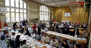 Οι Ελβετοί ψηφίζουν για το νέο τους κοινοβούλιο με κυρίαρχη την κλιματική αλλαγή