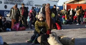 Προσφυγικές ροές: Στις 46.100 οι αφίξεις στην Ελλάδα το πρώτο εννιάμηνο του 2019