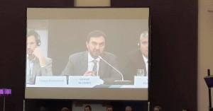 Στη συνέλευση των παράκτιων περιφερειών της Ευρώπης - CPMR συμμετείχε η Περιφέρεια Κρήτης