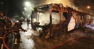 Σε κατάσταση εκτάκτου ανάγκης το Σαντιάγκο - Ταραχές λόγω αύξησης τιμής εισητηρίου μετρό