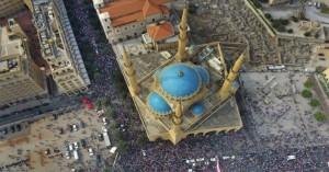Λίβανος: Ο στρατός κάνει την εμφάνισή του στους δρόμους