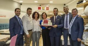 Λαμπρά «γενέθλια» για το κατάστημα CANDIA στα Χανιά - Oι τυχεροί της κλήρωσης του event
