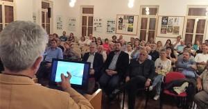 Η ανάδειξη της ιστορίας και του πολιτισμού των Σφακίων από τον Μ. Δέφνερ (φωτο – βίντεο)