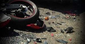 Φρικτός θάνατος για επιβάτη δικύκλου μετά από τροχαίο δυστύχημα στα Χανιά