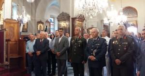 Τον προστάτη της Άγιο Αρτέμιο γιόρτασε σήμερα η ΕΛΑΣ στα Χανιά