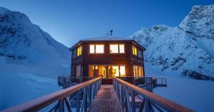 Το ακραία πολυτελές ξενοδοχείο στις εσχατιές των… παγετώνων