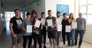 Σπουδαία επιτυχία για μαθητές/τριες του Γενικού Λυκείου Μοχού (φώτος)