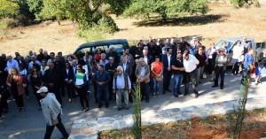 Εκδήλωση μνήμης για το Ολοκαύτωμα του Καλλικράτη Σφακίων (φωτο)