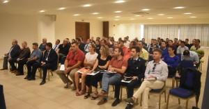 Επιμορφωτική Ημερίδα για τα στελέχη της ΕΛ.ΑΣ. από την Ένωση Αξιωματικών Κρήτης