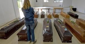 Συγκλονίζει δύτης που βρέθηκε σε ναυάγιο στη Λαμπεντούζα - Τι αφηγήθηκε