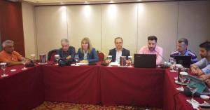 Σύσκεψη ΕΔΕΥΑ κι επαφές Δημάρχου Ρεθύμνης με στελέχη Υπουργείων για προώθηση θεμάτων Δήμου