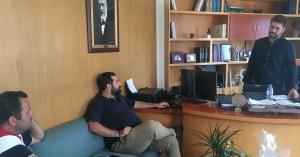 Συνεχείς συναντήσεις Μποκέα με τις κοινότητες του Δήμου Μαλεβιζίου