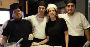 Τέσσερις Έλληνες με αυτισμό που δεν τους προσλάμβανε κανείς άνοιξαν δική τους επιχείρηση