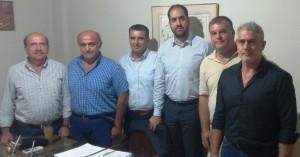 Τι ζήτησαν οι πυροσβέστες της Κρήτης από τον Υφυπουργό Υποδομών