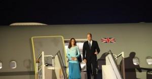 «Θρίλερ» στον αέρα για τον πρίγκιπα Γουίλιαμ και την Κέιτ Μίντλετον